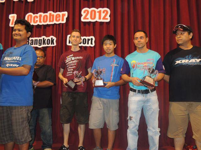 2012 KM CUP – Bangkok, Thailand