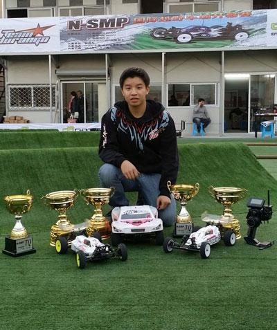 N-SMP OPENING RACE – Shanghai (November 17)