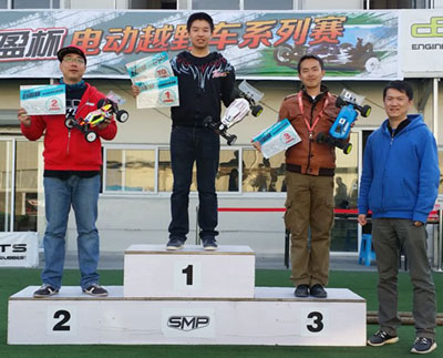 Hobby Wing 2WD Race – March 23