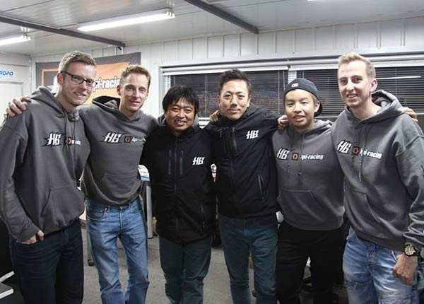 Team HB Driver Meeting – Shanghai (Dec 5)