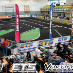 JJ Wang at ETS Round 2 in Germany